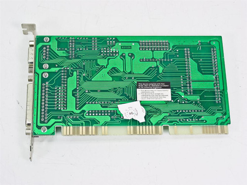 IBM 16 Bit Serial Parallel Card SUPERIDI   PT-606