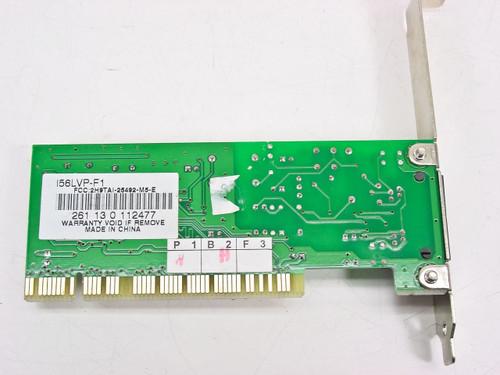 Lucent  56K V.90 PCI FaxModem 400-08012-3 I56LVP-F1