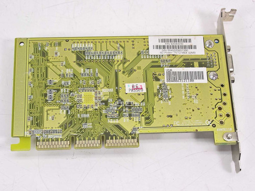 3D Power  32MB AGP TNT Video Card 92040030