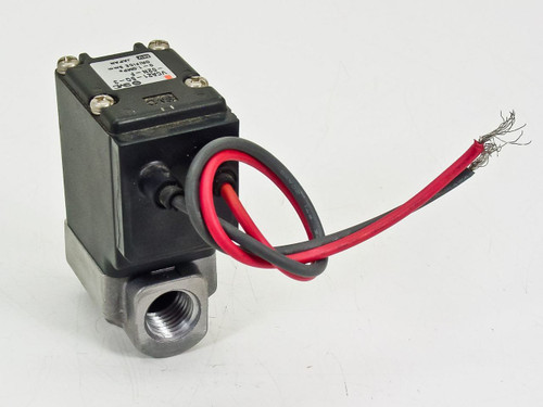 SMC VCA21-5G-3-02N-F MV 2 Port 24 Volt Direct Air Operated Solenoid Valve 3mm