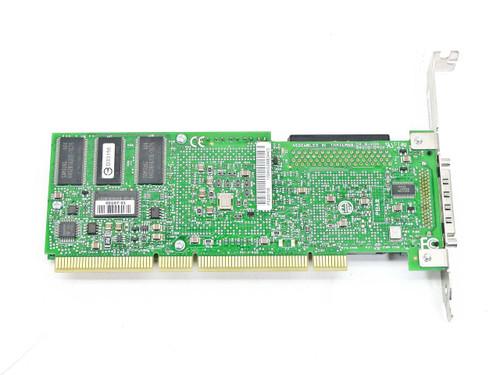 LSI LOGIC PCI SCSI RAID Controller Card (PCBX520-A2)