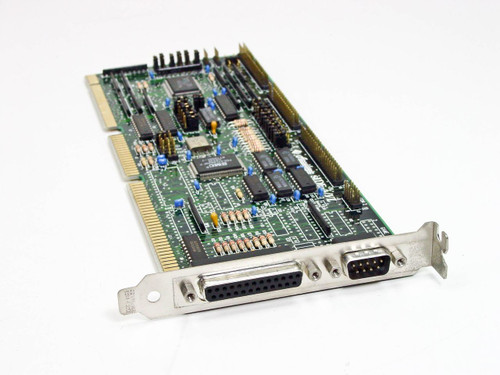 Acculogic sIDE-4/VL VLB VESA IDE Floppy Drive Controller Card - No Manual