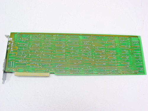 PC&C 702066 8-Bit ISA Video Card with 9-Pin EGA - F68B45P - Vintage