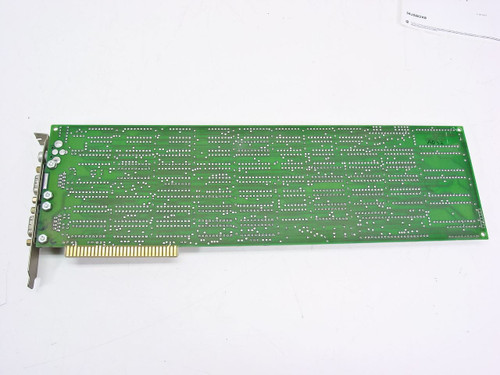 PC Parts Inc 212-00040 8-Bit ISA Video Card Multi-Video 9-Pin and RCA - As Is