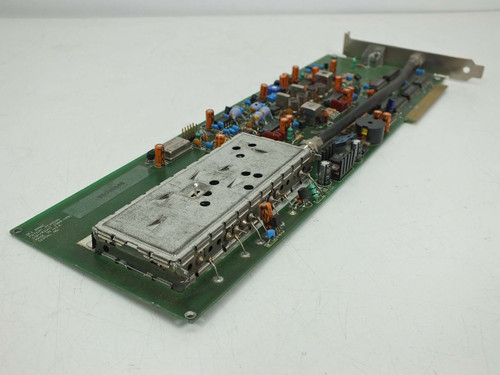 DEI 2000C 8-Bit ISA Analog TV Tuner Card with COAX and RCA - AS IS
