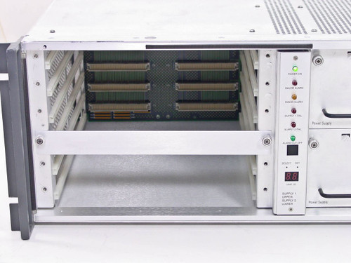 Scientific Atlanta Multiplexer Chassis with (2) D9709 Power Supply Units - no pl