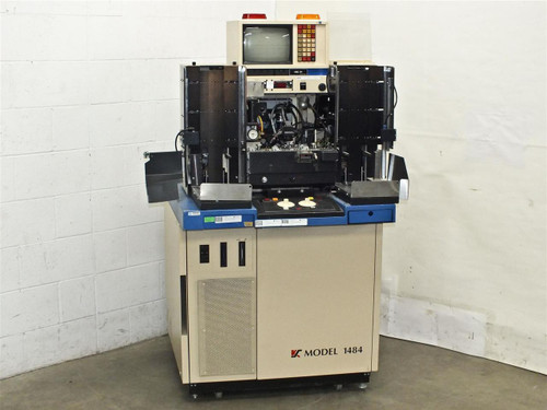 Kulicke & Soffa 1484 Automatic K&S Wedge Wire Bonder for Semiconductor Devices