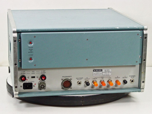 Singer EMI/Field Electromagnetic Field Intensity Meter Stoddart NM-37/57
