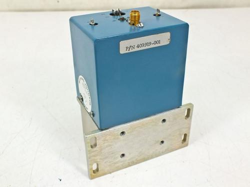 Watkins Johnson WJ-5041-104 YIG Tuned Ga As Oscillator 12.4~18.4GHz - 403919-001