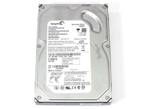 Seagate ST3160812AS 160GB 7200 RPM 3.5'' SATA Hard Drive 9BD132 - Dell CC306