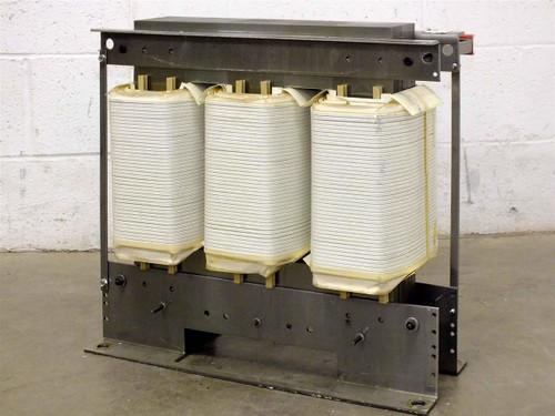 Federal Pacific T484T30E 30kVA 3-Phase Transformer PRI: 480 Delta SEC: 480Y/277