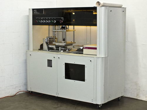 Pacific Trinetics Corporation BF-200 Semi-Automatic Blanker/Framer - PTC Group