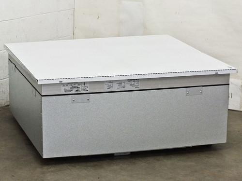 """Nicotra Gebhardt RHP 1212-240-EC90 Clean Room FFU w/Camfil 44""""x 44"""" Hepa Filter"""