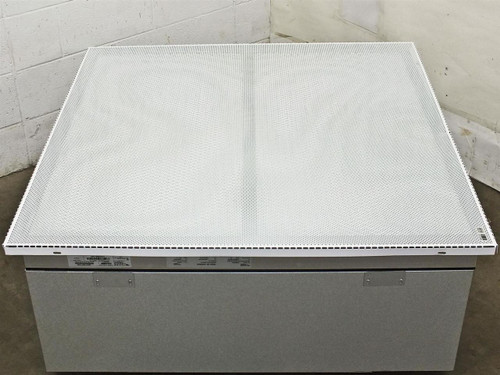 "Nicotra Gebhardt Clean Room HEPA FFU Fan Filter Unit MFA Camfil 44""x44"""