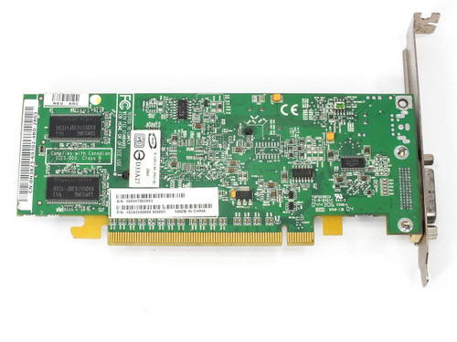 Dell H3823 ATI Radeon X300 128MB DMS-59 PCIe Video Card Full Height