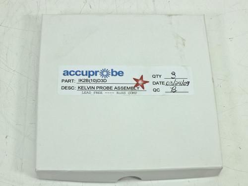 Accuprobe Inc IK2B10D3D Kelvin-Type Z-Adjustable Probe - Single Unit
