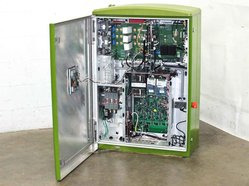 GreenVolts 16kW (480Vac) Utility-Interactive Inverter incomplete case