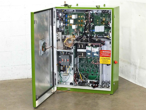 GreenVolts GV-SCP001 16kW 480VAC Utility-Interactive Inverter Untested - As Is