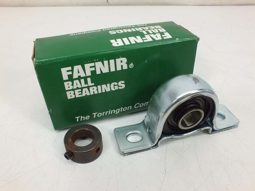 "Torrington RPB 5/8 Fafnir 5/8"" Ball Bearing Pillow Block"