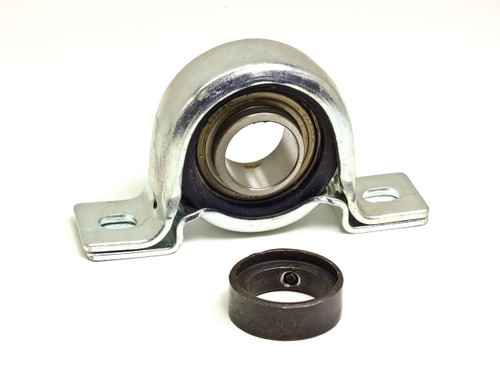 Torrington Fafnir RA100 RPB1 2 Bolt Pillow Block Non Expansion Ball Bearing
