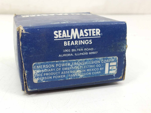 "Morse Industrial 3/4"" SealMaster Regreasable Bearing SSFT-12"