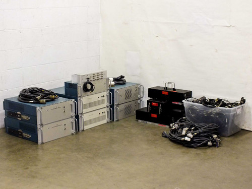 Tektronix 1140A Programmable Power Supply HNVS Test System with Accessories