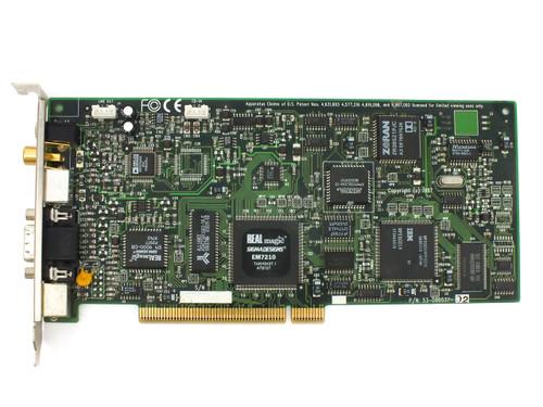 Sigma Designs 53-000537 PCI Video Card RealMagic NetStream II 2 / 2TV 9-Pin DIN