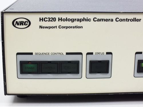 Newport HC320 Corporation Holographic Camera Controller