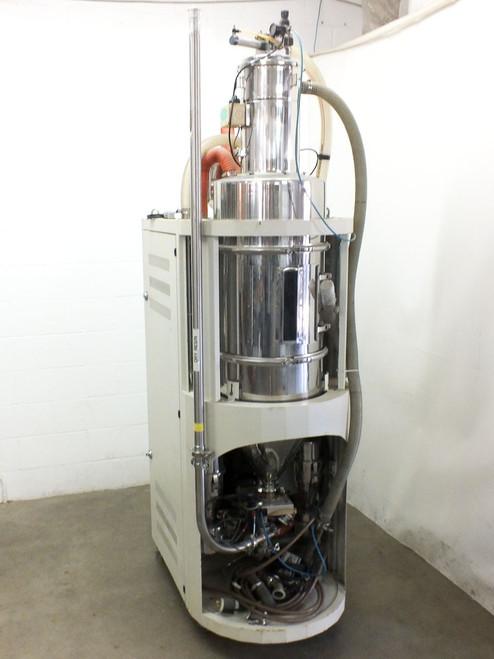 High point Air Dryer Loader Plastic Pellet Material Dryer Stainless Steel Hopper