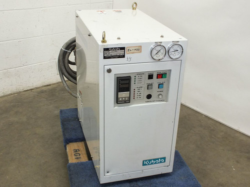 KTC STP330 Recirculating Chiller Temperature Controller 220V AC Ph-3 - Kubota