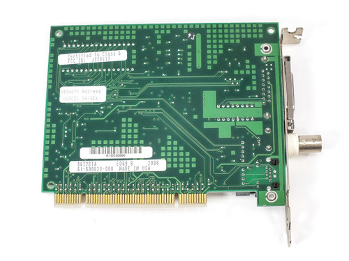 SMC 8432BTA Ethernet PCI RJ45/AUI/BNC Network Card with Socket