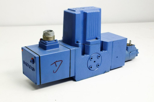 Moog D661z2742e Servo Jet Proportional Control Valve - AS IS