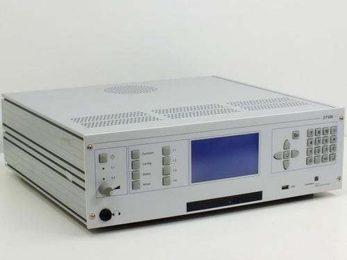 Fraunhofer DT500 Digital Media Equipment for Satellite Communications