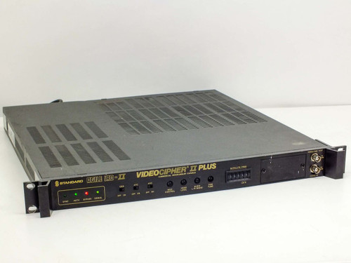 Standard Communication MT650 Agile IRD-2 Videocipher 2 Plus Satellite Receiver