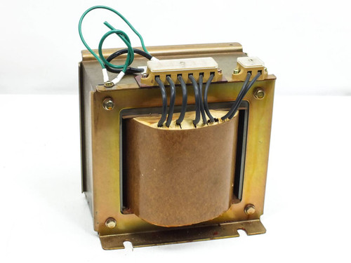 Hirao Denki Co 480 100 Volt Single Phase Transformer 3KVA P 101