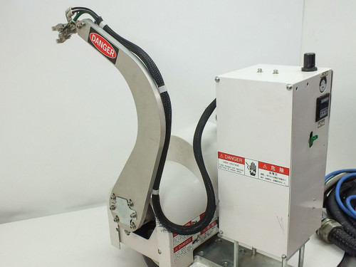 Sailor OE-2413 Robot Arm from Meike Plastic Injection Molder
