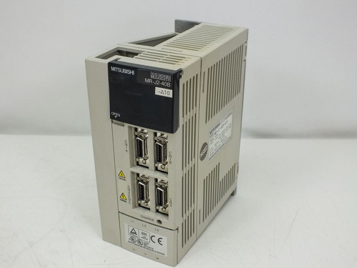 Mitsubishi MR-J2-40B-A10 Melservo AC Servo Drive Amplifier / Controller