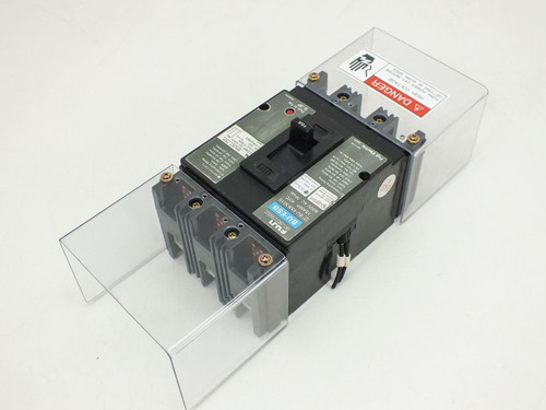 Fuji Electric 15 A 600 V AC 3-Pole Circuit Breaker (BU-ESB3015)