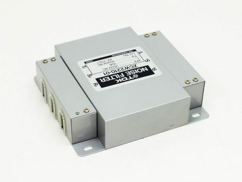 TDK ZCW2210-01 Noise Filter 1500 V AC / 10 A / 250 V