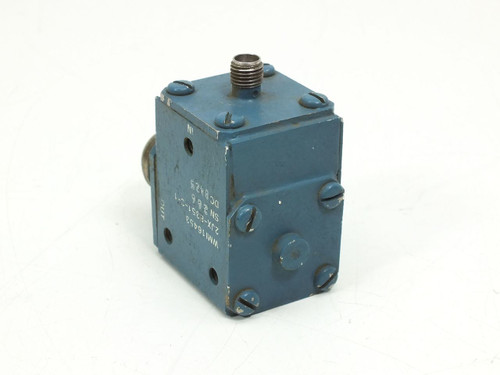 Blue RF Isolator WMI16453