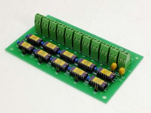 FSI 290168-400 PCB - Mercury Interface Board Small - 290168-200 REV B