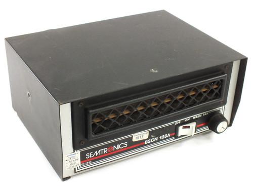 Semtronics EN128A BSCN 128A Benchtop Warm-Air Ionizer 120 VAC