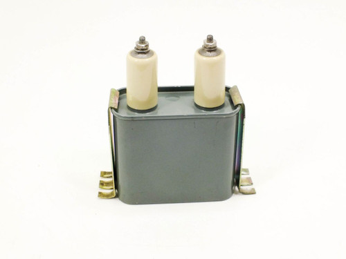 Condenser Products KMOC 15M002ES 0.02 MFD Capacitor 15,000 Volts DC w/ Brackets