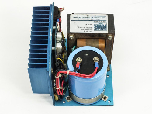 Standard Power SPS 120-15 Power Supply - PRI: 115/230 VAC SEC: 15 VDC 8.0A
