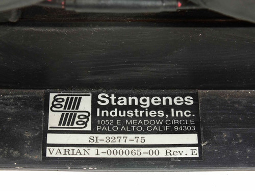 Stangenes 4.0 Henry Charging Inductor for 10kV Power Supply SI-3277 1-000065-00