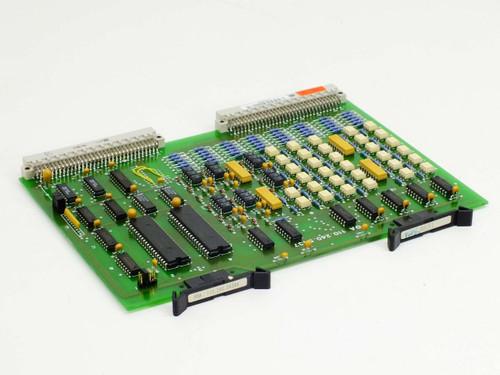 Netstal POA 110.240.5437 Board Netstal Diskjet Injection Steag Firstlight Unijet