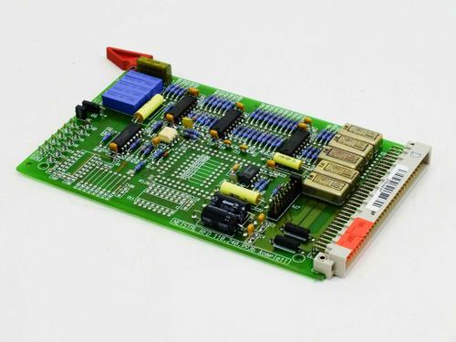 Netstal 110.240.9936 Komplett System Card / Board (RFD)