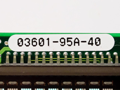 IEE Vacuum Fluorescent Display 03601-95A-40