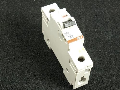 ABB K6A S281 480Y/277 VAC 10kA 1 Pole Circuit Breaker S281-K6W