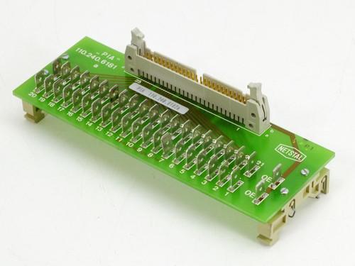 Netstal PIA 110.240.6181a Komplett System Card / Board from Injection Molder